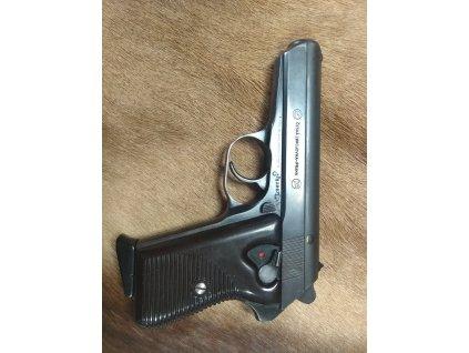 Pistole samonabíjecí
