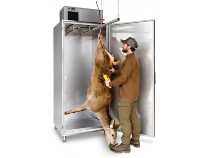 Chladnička LANDIG LU 10000 Premium z nerezové oceli