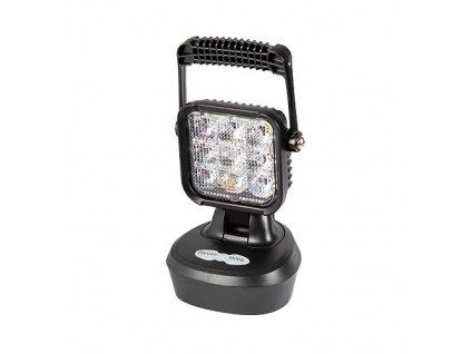 LED pracovní světlo s magnetem