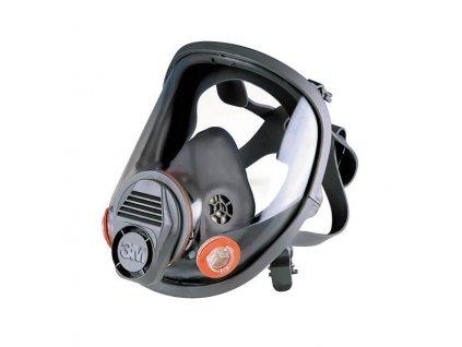 Celoobličejová maska 3M 6700 série 6000 2
