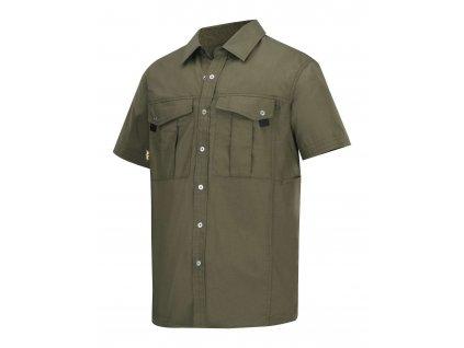 Košile Rip-Stop s kr. rukávem