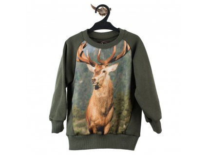 sweatshirt deer