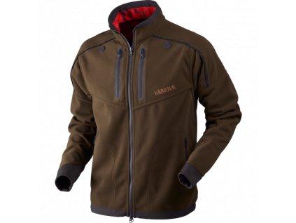 Lynx Reversible fleece jacket