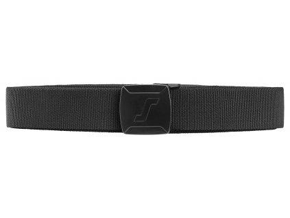 Opasek elastický nekovový UNI černý Snickers Workwear