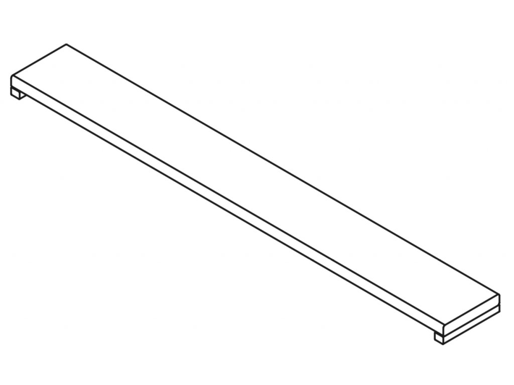 Dřevěný dílec (fošna)