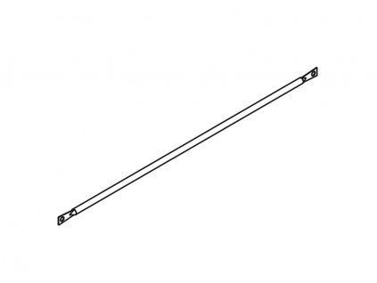 Krátká tažná tyč 1,5m