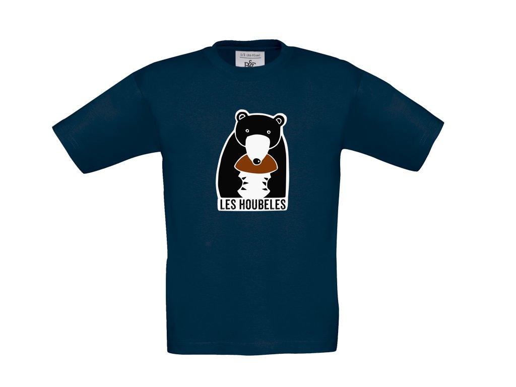 Dětské tričko Medvěd