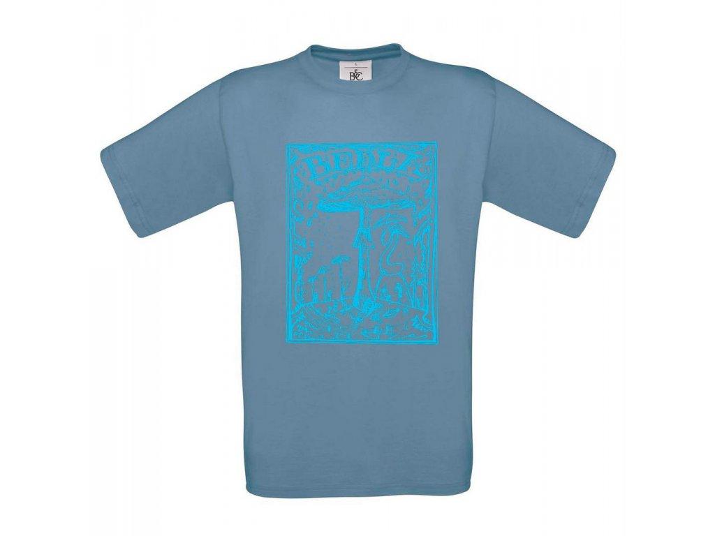 """Pánské tričko """"Bedla"""""""