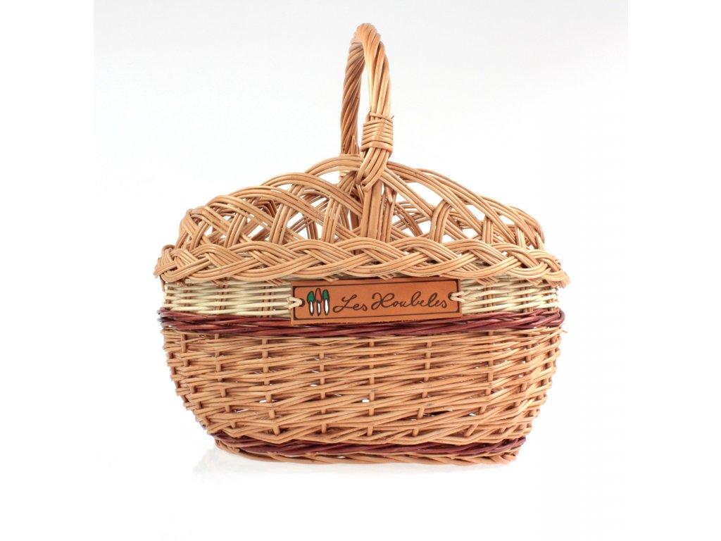 Zdobený košík