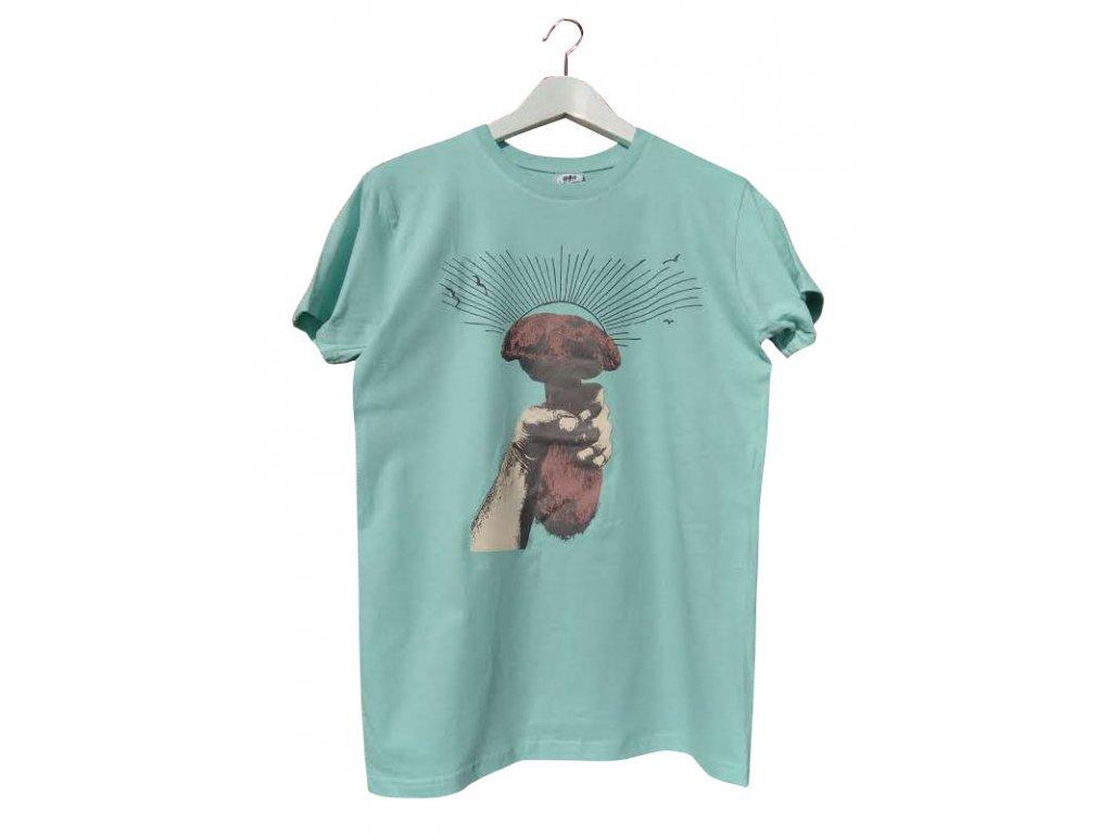 Pánské tričko Vítězný hřib