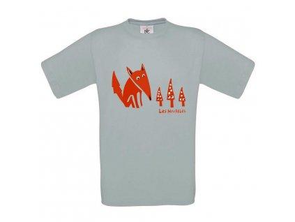 Dětské tričko Lišák