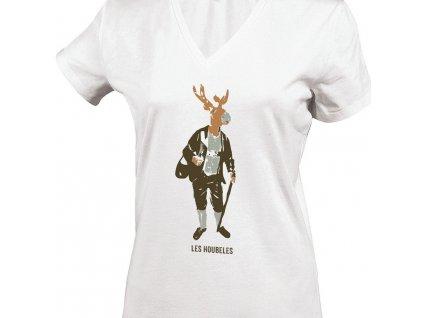 """Dámské tričko """"Jelen"""""""