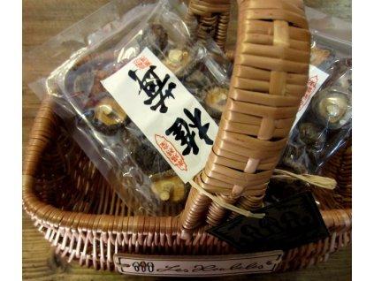 Sušené houby šii-take 50g
