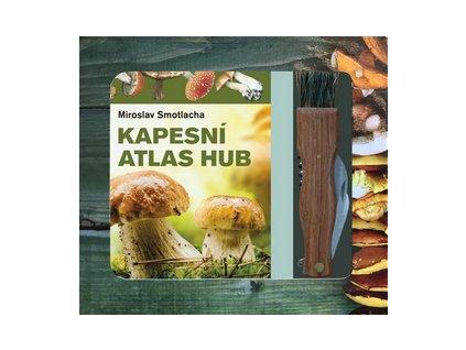 Kapesní atlas hub s nožíkem