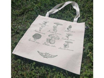 Taška nejen na houby II - mykologická