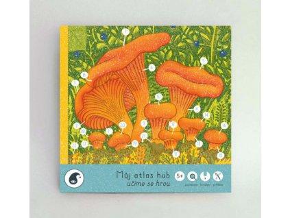 Můj atlas hub - učíme se hrou
