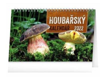 Houbařský Kaledář 2022