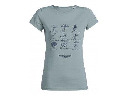 Dámské tričko Mykologické