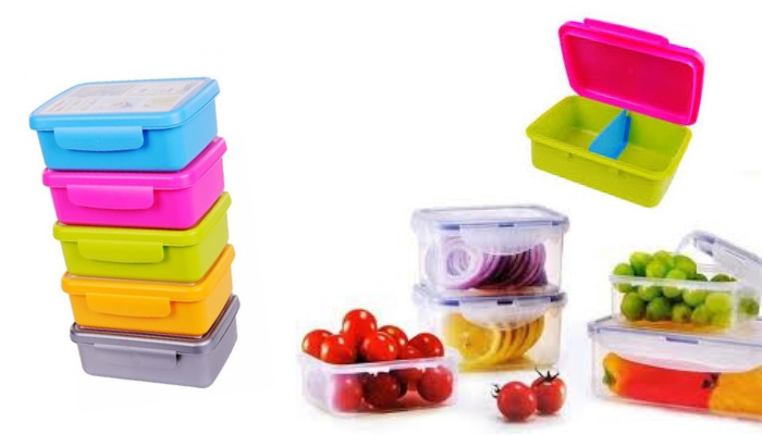 Svačinové krabičky a termosky na jídlo