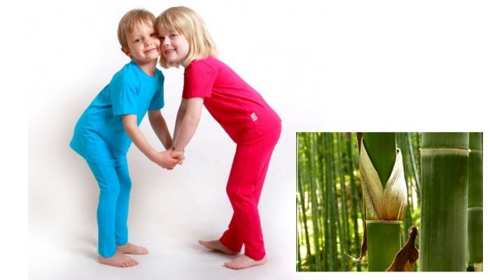 Bambus body, trika