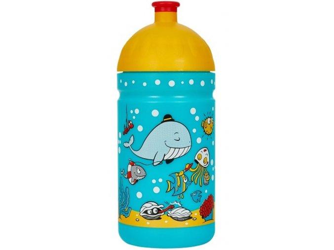 zdrava lahev morsky svet 0 5l