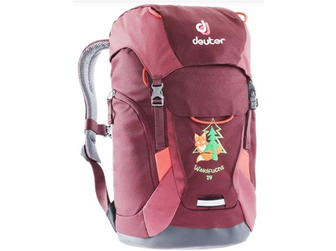 dětský batůžek do lesní školky deuter5
