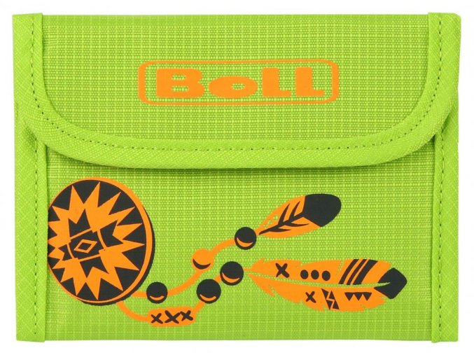 Dětská peněženka Boll Kids wallet Sioux lime