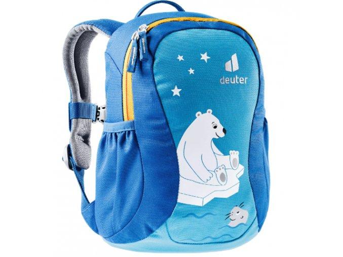 dětský batoh Deuetr pico modrý 6