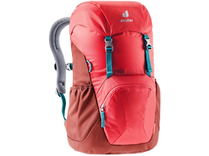 dětský batoh junior červený 1