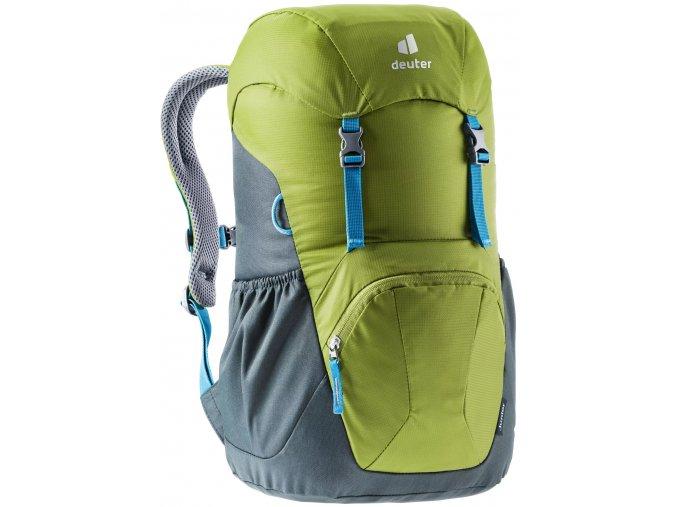 Dětský batoh Deuter Junior zelený 1