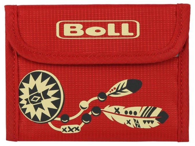 Dětská peněženka Boll Kids wallet Sioux truered
