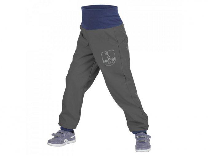 10111 kalhoty antracit evzen