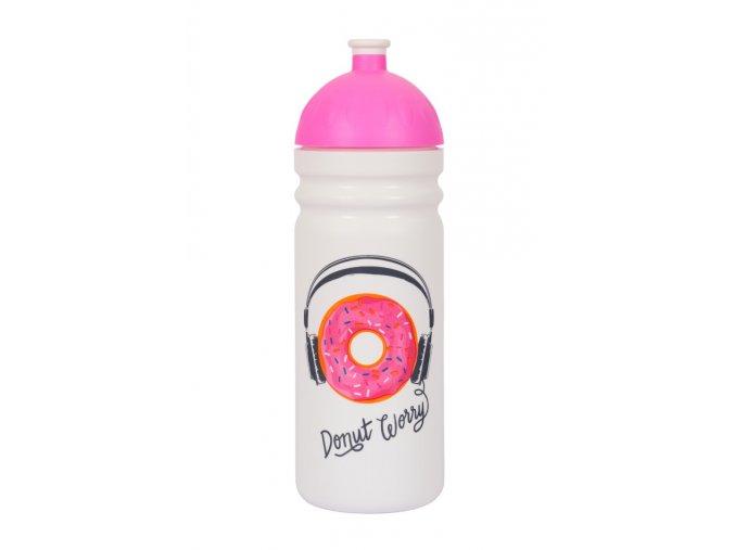 dětská lahev do školy donuty 1