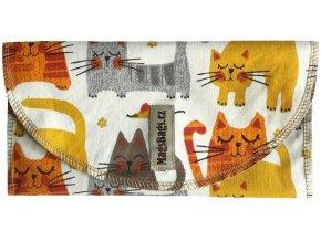 pletené kočky