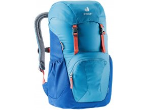 dětský batoh deuter junior modrý 1