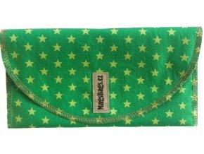 zelené hvězdy