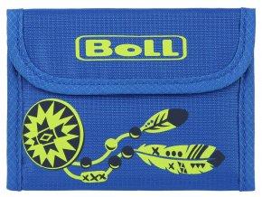 dětská peněženka modrá