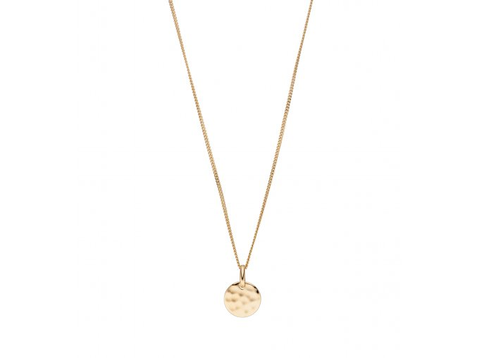 SIMPLECIRCLE Necklace gold