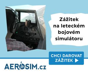 Letecký simulátor Aerosim