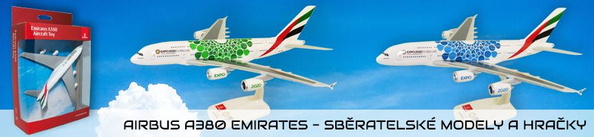 Dárkové předměty Emirates
