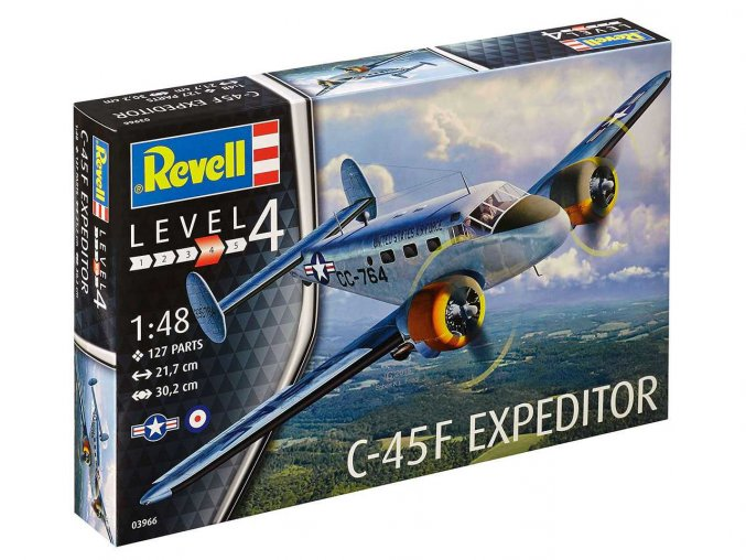 expeditor revell