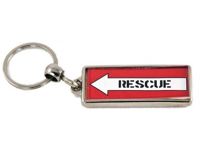 rescue cerveny