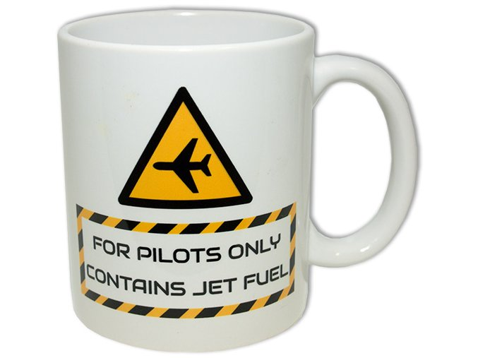 hrnek jet fuel