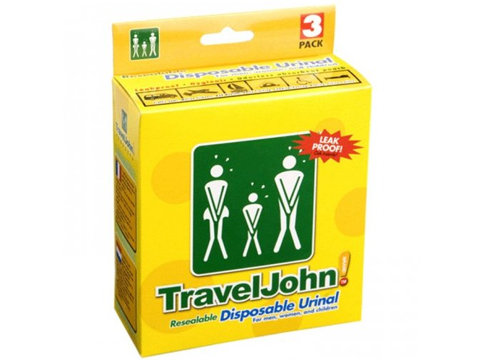 traveljohn disposable 4