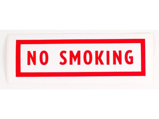 f 67samolepka no smoking 2