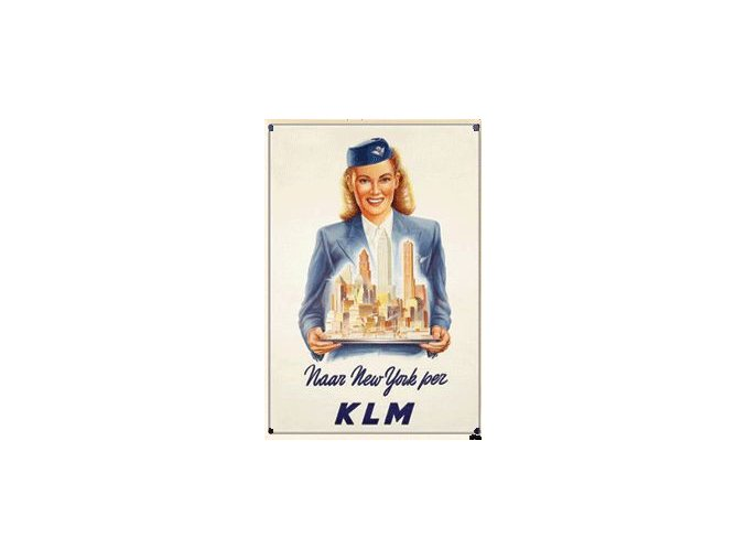 KLM Maar NewYork