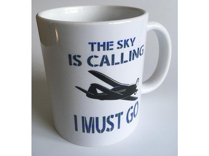 sky is calling vyprodej