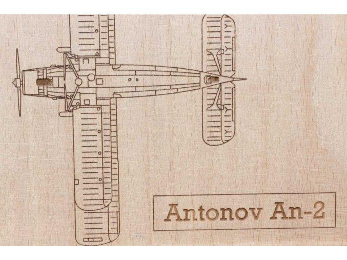 Antonov AN2 left