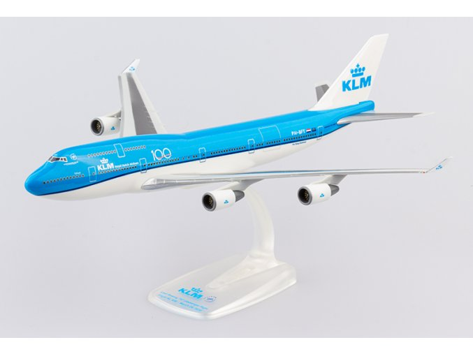 747 klm last 1