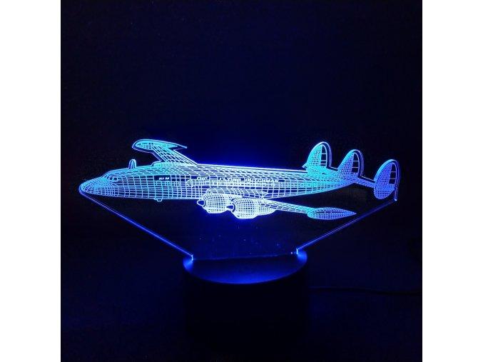 Lockheed 3D lamp